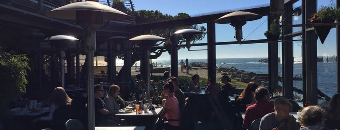Crow's Nest Restaurant is one of Be a Local in Santa Cruz.