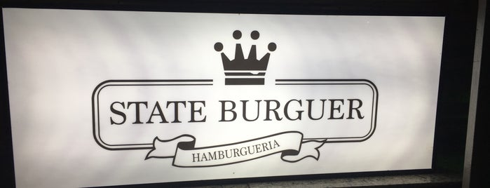 State Burger is one of Lieux qui ont plu à Rodrigo.