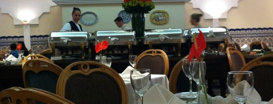 Vila Royal Restaurante - Royal Palm Resort is one of Vinhedo.