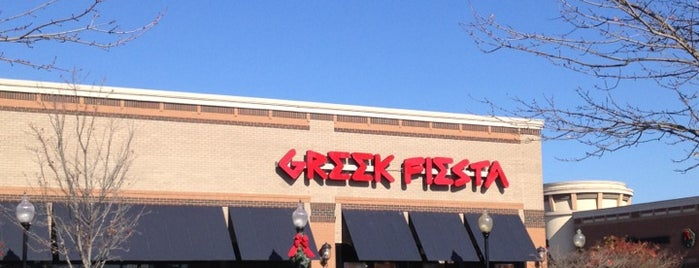 Greek Fiesta at Brier Creek is one of Locais curtidos por Crystal.