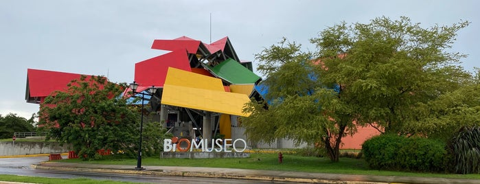 Biomuseo is one of Panama.