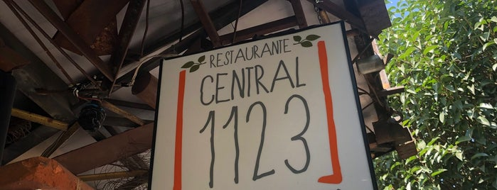 Restaurante Central 1123 is one of Por probarts CDMX.