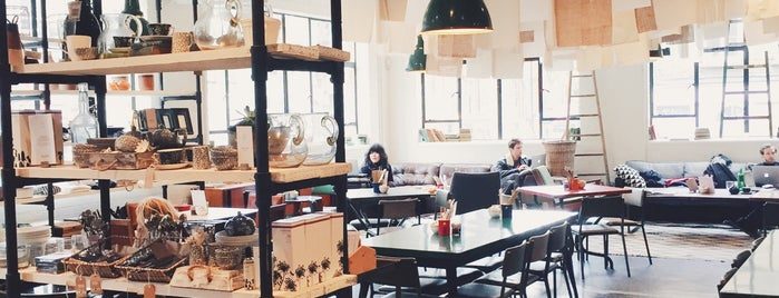 Barber & Parlour is one of Places to Work from in London.