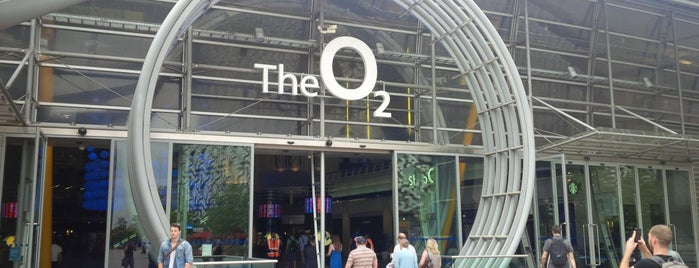 The O2 Arena is one of London Favourite.