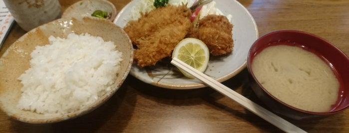 とんかつ  いちかわ is one of 平塚の美味しいお店.