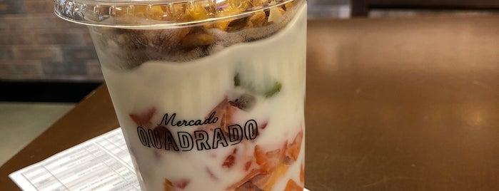 Mercado Quadrado is one of Poa to go.