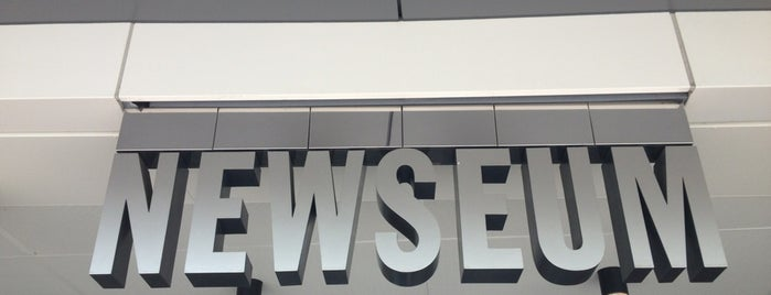 Newseum is one of Trips / Washington, DC.
