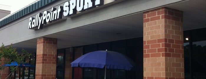 Rally Point Sport Grill is one of Trudy's list.