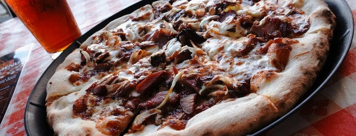 Inferno's Wood Fire Pizza is one of sole.