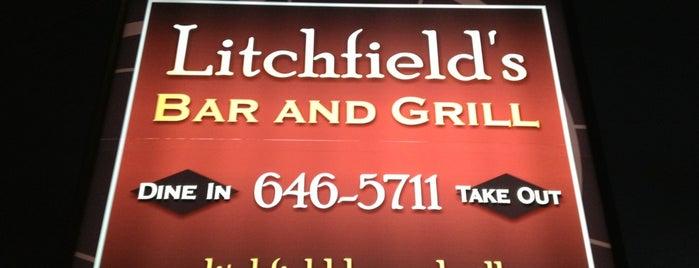 Litchfields is one of Lieux qui ont plu à Sydney.