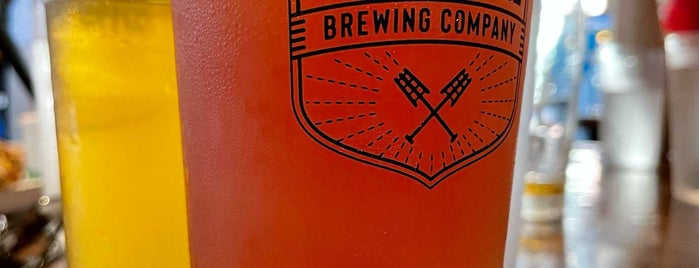 Winter Hill Brewing Company is one of Cambridge/Somerville.