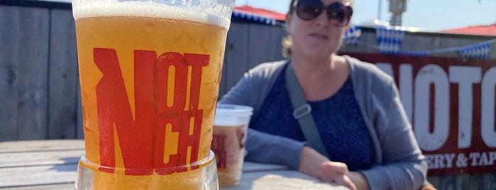 Notch Brewery & Tap Room is one of Al : понравившиеся места.