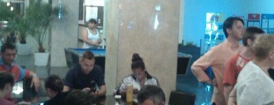 Restaurant Slavey is one of Gosu : понравившиеся места.