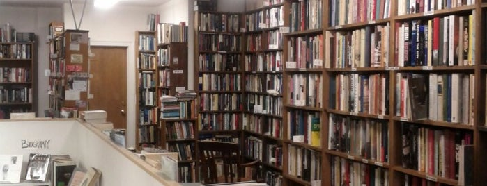 Idle Time Books is one of Best of D.C..
