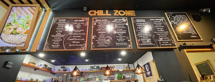 Chill Zone Coffee is one of Washington.