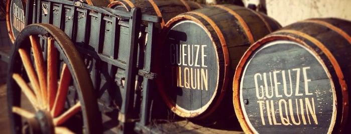 Gueuzerie Tilquin is one of Beer / RateBeer Best in Belgium.