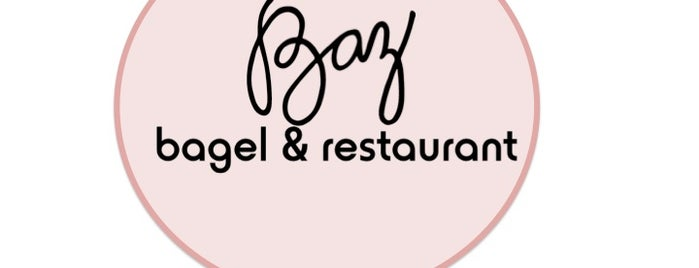 Baz Bagel and Restaurant is one of nyc grubz.
