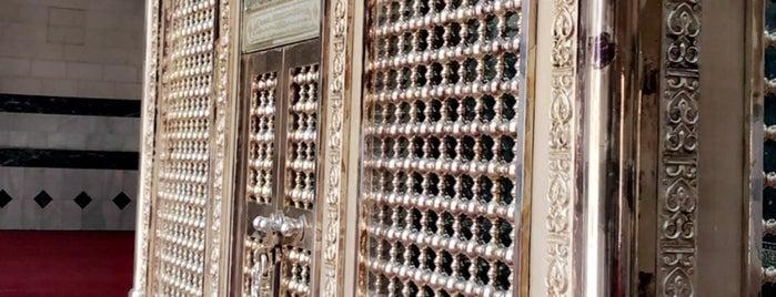 Masjid Jaafar Toyyar, Mazar is one of Orte, die Faradina gefallen.