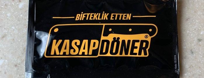 Kasap Döner (Kızıltoprak) is one of Aylin'in Kaydettiği Mekanlar.