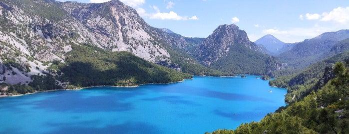 Oymapınar Barajı Göl Kenarı is one of Antalya.