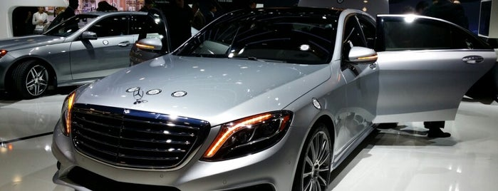 Mercedes-Benz @ CES 2014 is one of #CES2014.