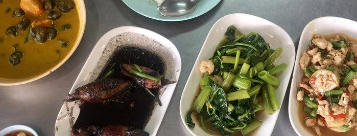 ข้าวแกงโก๊ฮวด is one of Phuket.