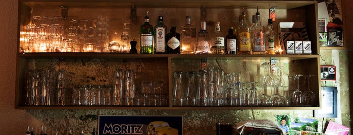 Moritz Bar is one of Lugares favoritos de Christian.