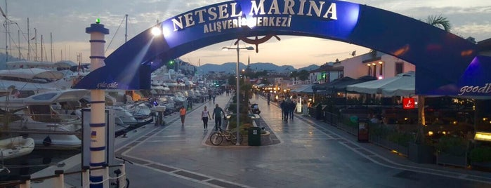 Marmaris is one of Tuğçe 님이 좋아한 장소.