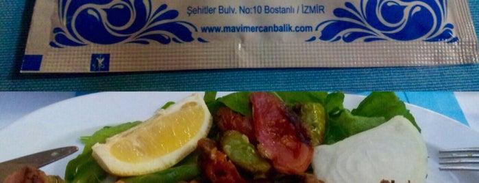Mercan Balik Evi is one of Lieux sauvegardés par hakan.