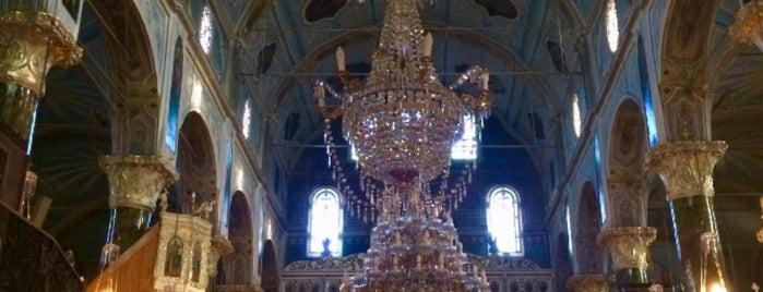 Taxiarchon Church is one of Tuğçe 님이 좋아한 장소.