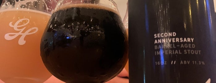 Great Heights Brewing Company is one of Orte, die Chuck gefallen.