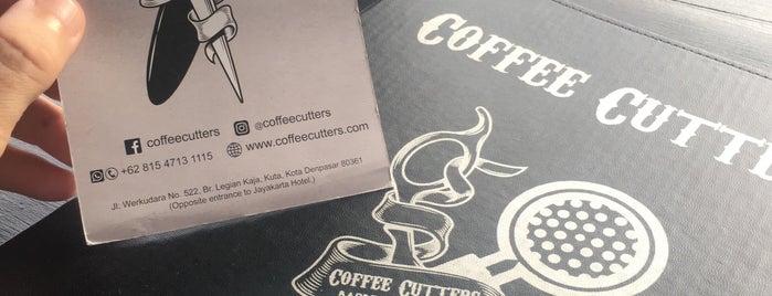 Coffee Cutters is one of Orte, die Susan gefallen.