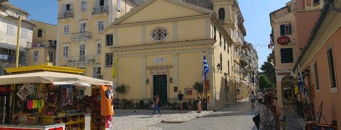 Corfu is one of สถานที่ที่ Pericles ถูกใจ.