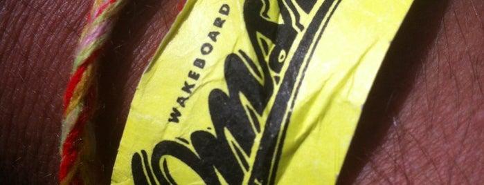 Omszk Wakeboard Centrum is one of András'ın Beğendiği Mekanlar.