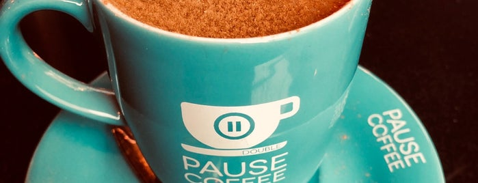 Double Pause Coffee is one of Lieux qui ont plu à Ozge.