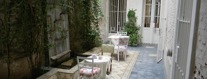 Alice's Tea House is one of Buenos Aires.