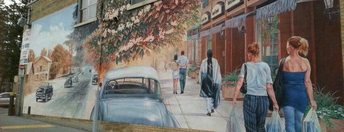 Islington Village is one of Toronto Neighbourhoods.