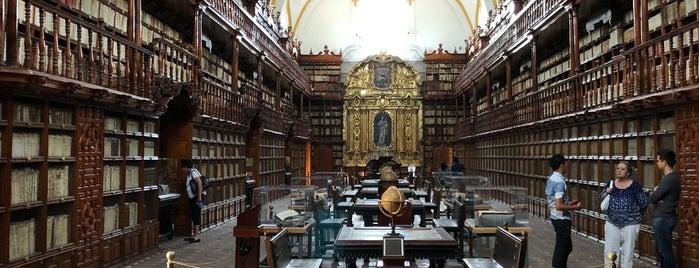 Biblioteca Palafoxiana is one of Orte, die Alfonso gefallen.