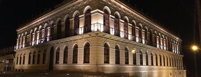 Museu Histórico e Pedagógico Dom Pedro I e Dona Leopoldina is one of Locais salvos de Fabio.