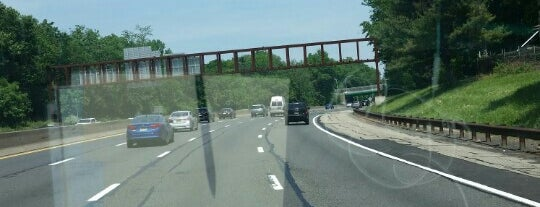 Garden State Parkway at Exit 142 is one of New Jersey highways and crossings.
