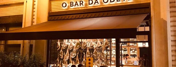 O Bar da Odete is one of Gurkan: сохраненные места.
