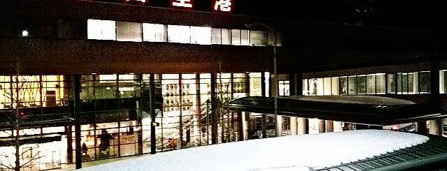 秋田空港立体駐車場 is one of オススメスポット.