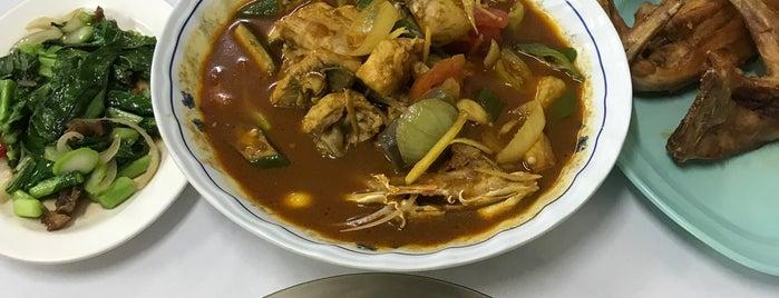 Restoran Hamid is one of Locais curtidos por Rahmat.