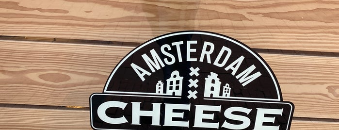 Amsterdam Cheese Company is one of Amsterdam.