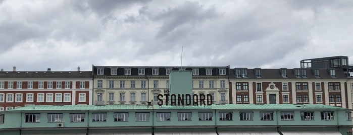 The Standard is one of Europe 2016.