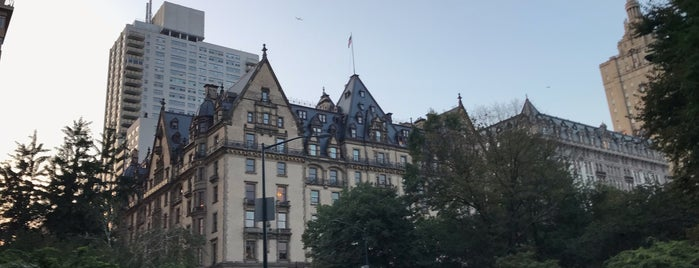 The Dakota is one of River's Guide To NYC.