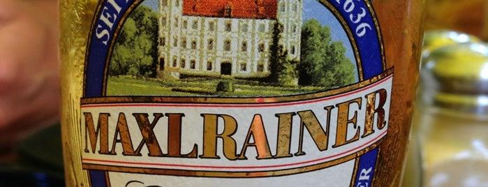 Bräustüberl Maxlrain is one of Essen gehen.