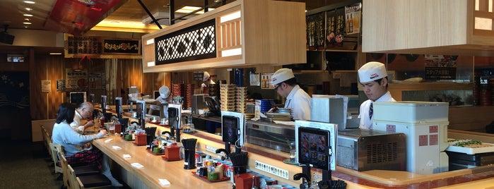 もりもり寿し 野々市本店 is one of Japan - Kanazawa.