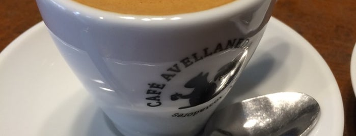 Café Avellaneda is one of Orte, die Sandybelle gefallen.