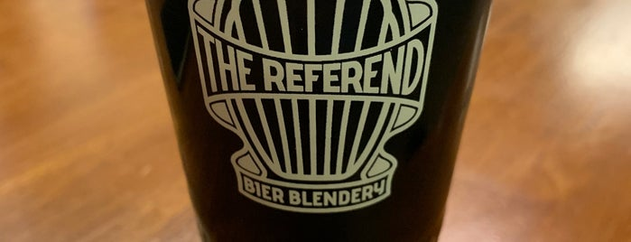 The Referend Bier Blendery is one of New Jersey Breweries.